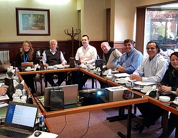 FOLATUR held its 14 meeting in Valdivia - Chile